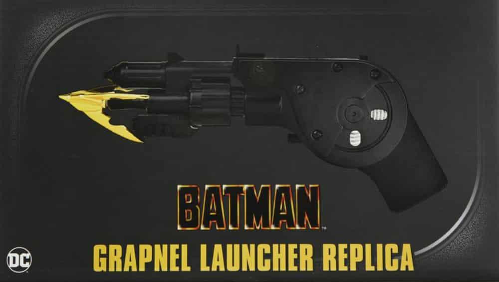 "Batman ""Grapnel Launcher"" als 1/1 Replik von Neca"