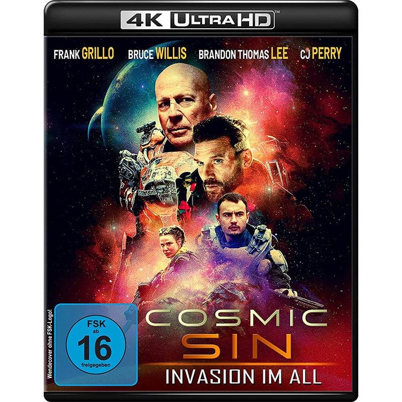 """""""Cosmic Sin – Invasion im All"""" auf 4K UHD für 9,99€"""