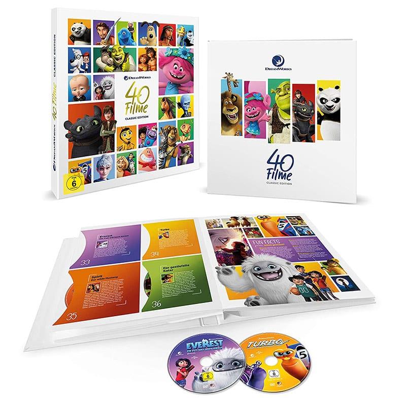 """Dreamworks – 40 Filme Classic Edition"" ab Dezember auf Blu-ray & DVD – Update"