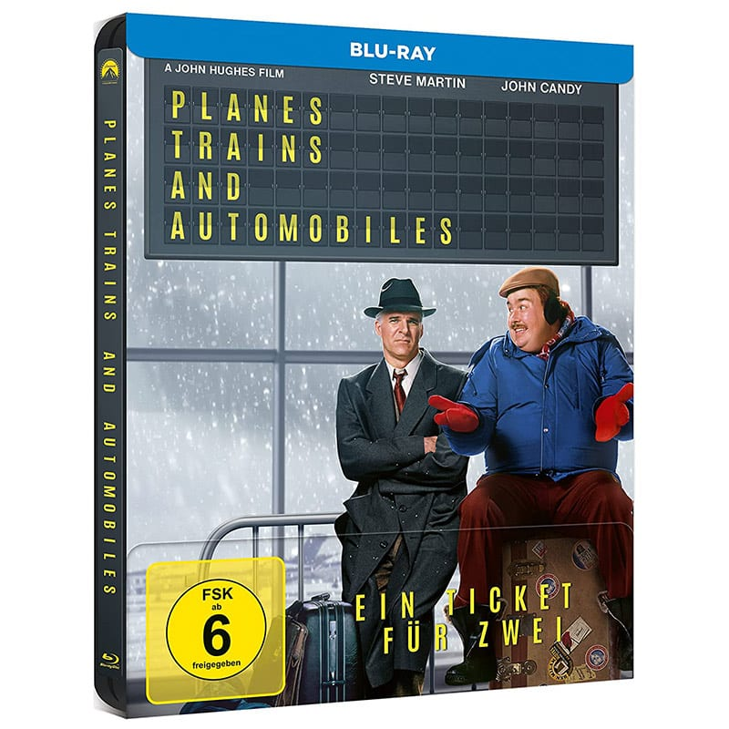 """""""Ein Ticket für zwei"""" ab November im Blu-ray Steelbook – Update2"""