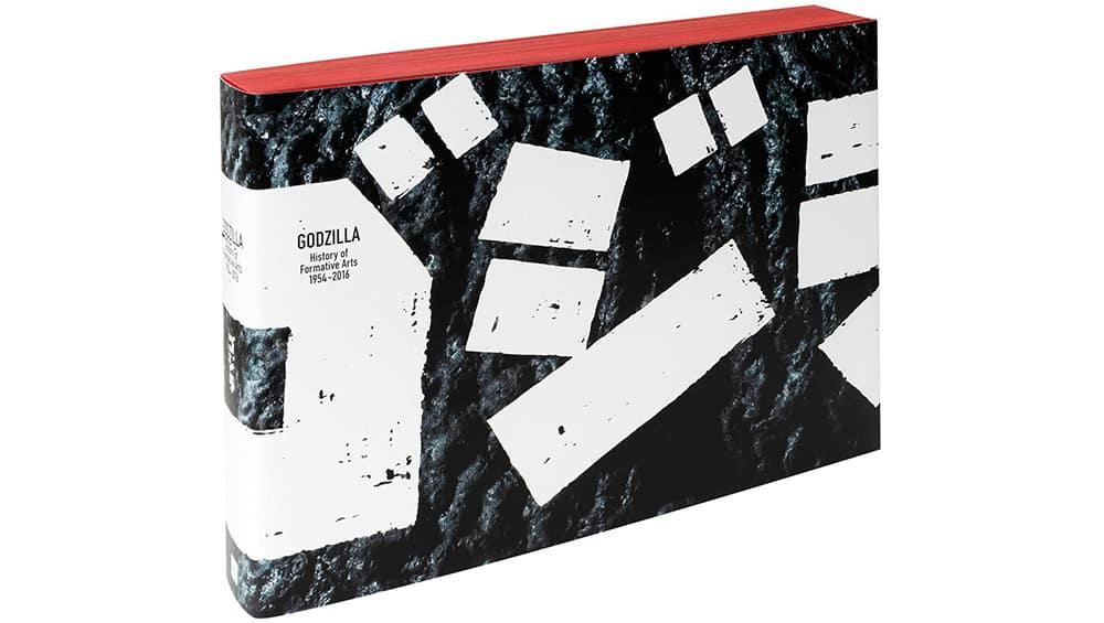 """Godzilla: History of Formative Arts 1954-2016"" ab Dezember in der JP Oversized Ausgabe"
