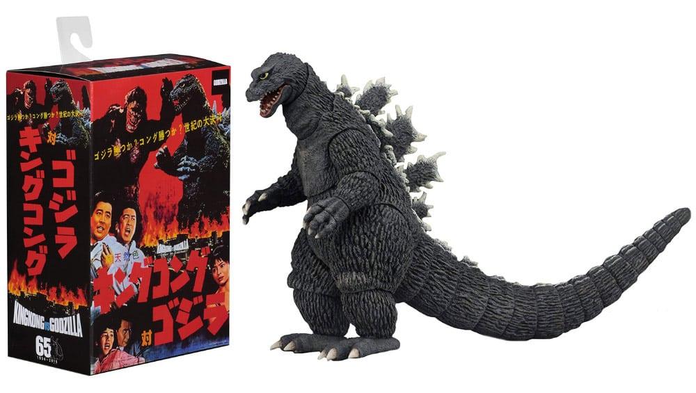 """Godzilla 30 cm Figur aus Necas """"Head to Tail"""" Reihe für 31,06€"""