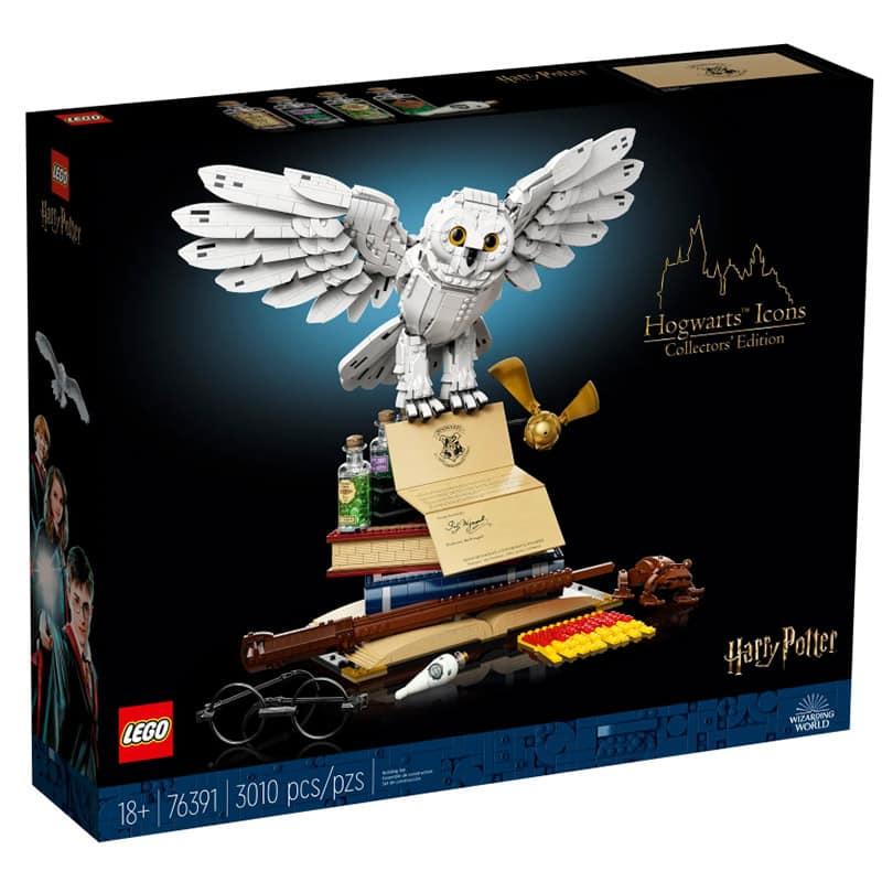 "Harry Potter ""Hogwarts Ikonen"" Collectors Edition von Lego"
