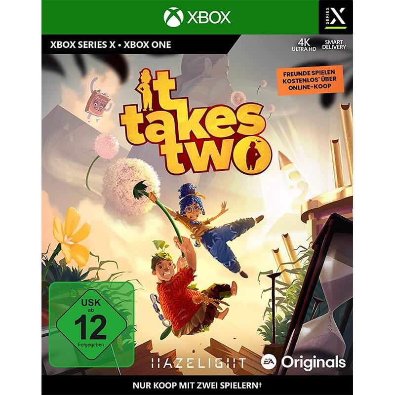 """""""It Takes Two"""" für die Xbox One/ Series X für 27,89€"""