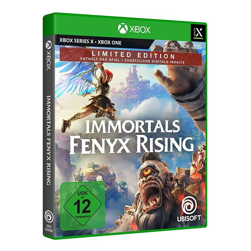 """""""Immortals Fenyx Rising"""" in der Limited Edition für die Xbox One/ Series X für 22,90€"""