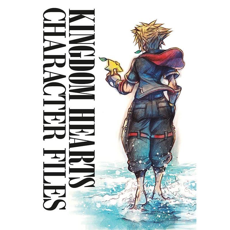 """""""Kingdom Hearts Character Files"""" ab Oktober 2021 in der gebundenen Ausgabe"""
