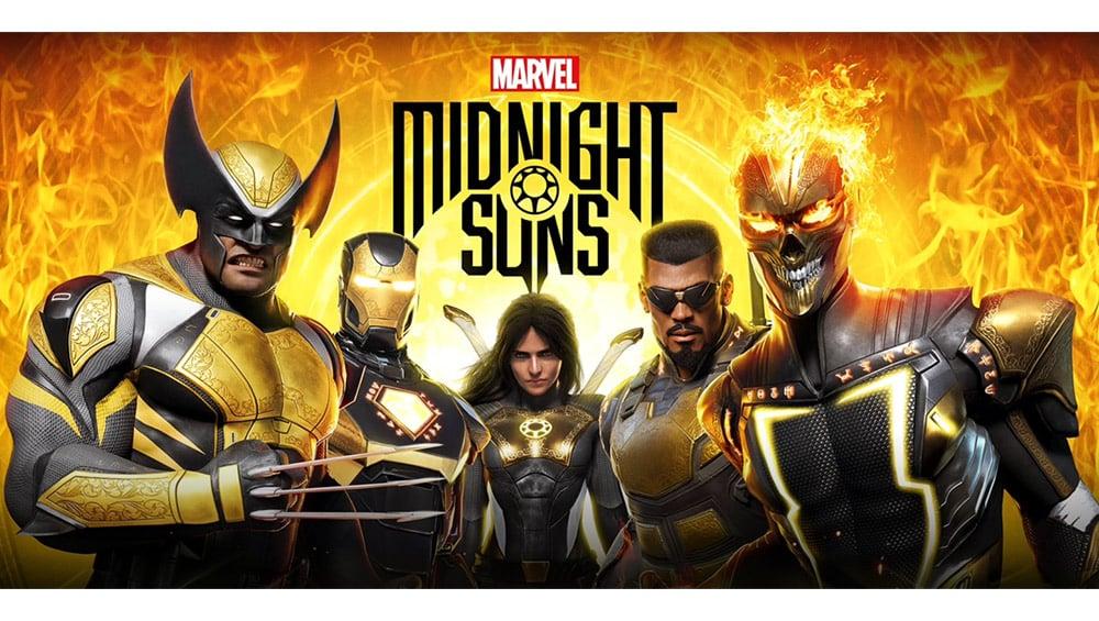 """""""Marvel's Midnight Suns"""" erscheint für die Playstation 4/5, Xbox One/ Series X und Nintendo Switch"""