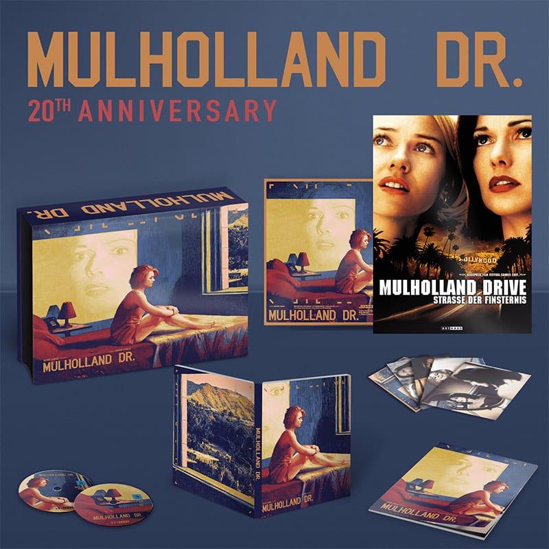 """Mulholland Drive"" ab November als 4K Limited Edition – Update"