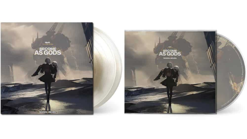 """NieR: Become as Gods"" Game Soundtrack by Rozen & Reven auf Vinyl und CD | ab Dezember 2021"