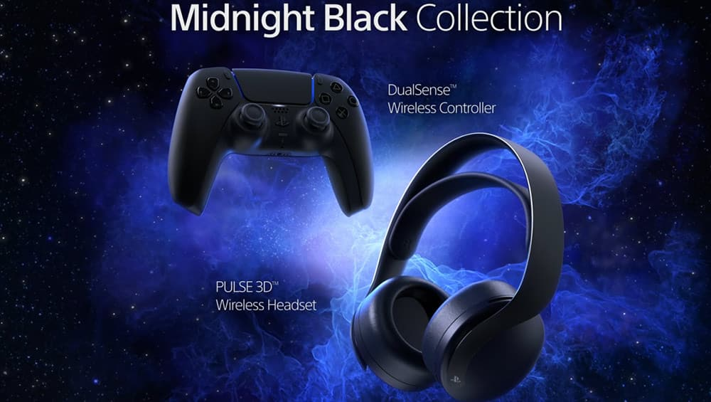 "Playstation Pulse 3D Wireless-Headset ab Oktober 2021 im ""Midnight Black"" Design – Update"