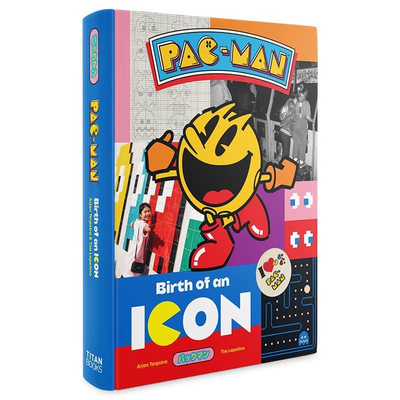 """""""Pac-Man: Birth of an Icon"""" ab Oktober in der Hardcover Ausgabe"""