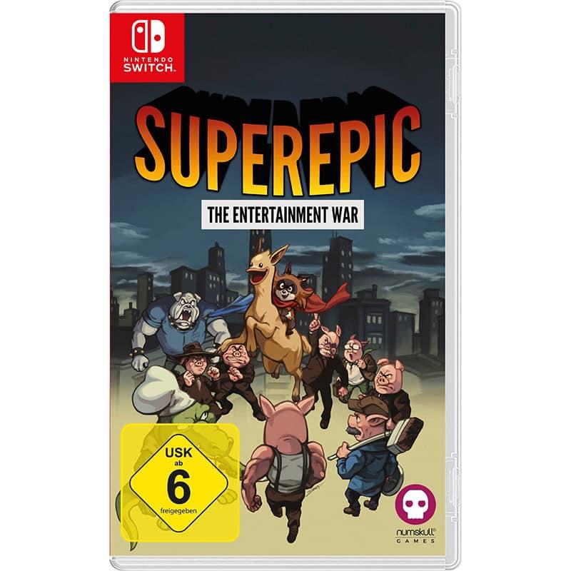 """""""Super Epic"""" für die Nintendo Switch für 13,10€"""
