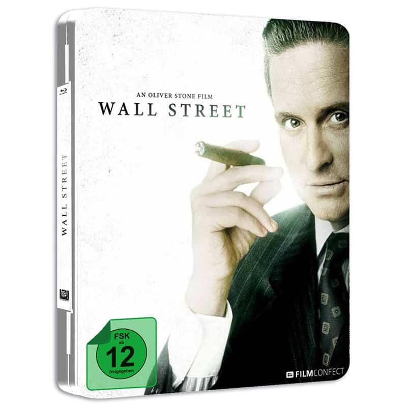 """""""Wall Street"""" im Blu-ray FuturePak für 9,07€"""