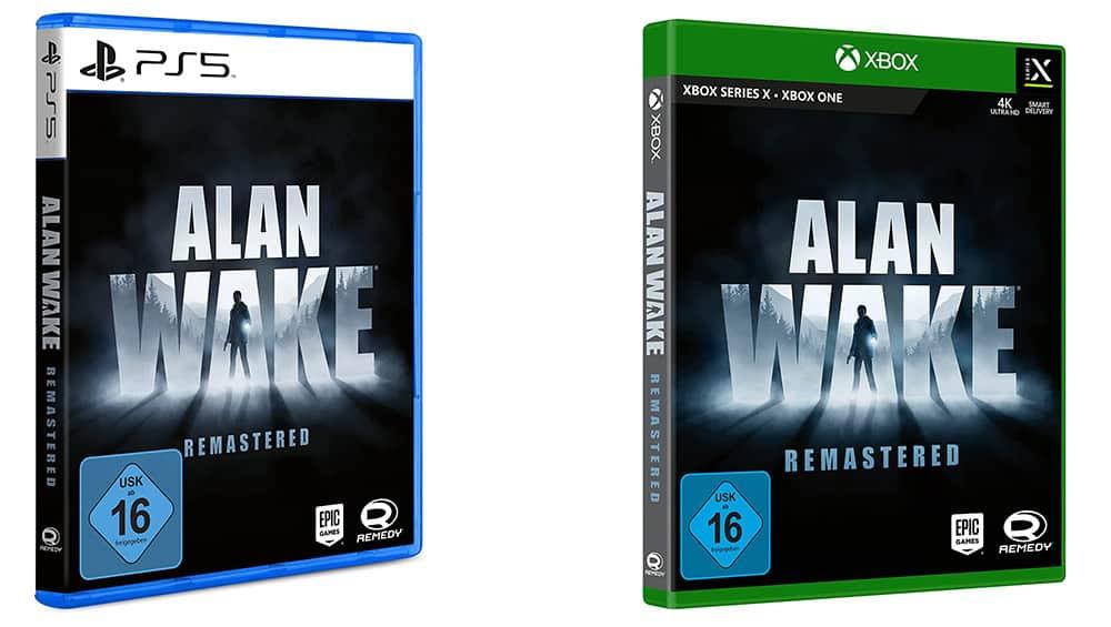 """""""Alan Wake Remastered"""" für die Playstation 4/5, Xbox One/ Series X und PC – Update2"""