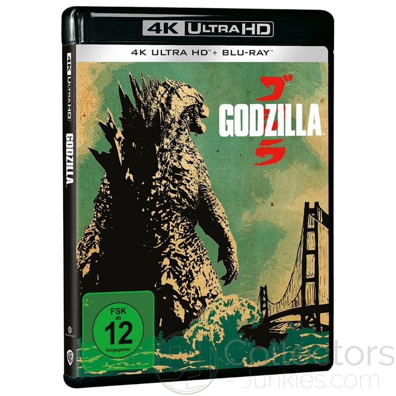 """Godzilla (2014)"" ab November 2021 in der 4K Standard Variante"
