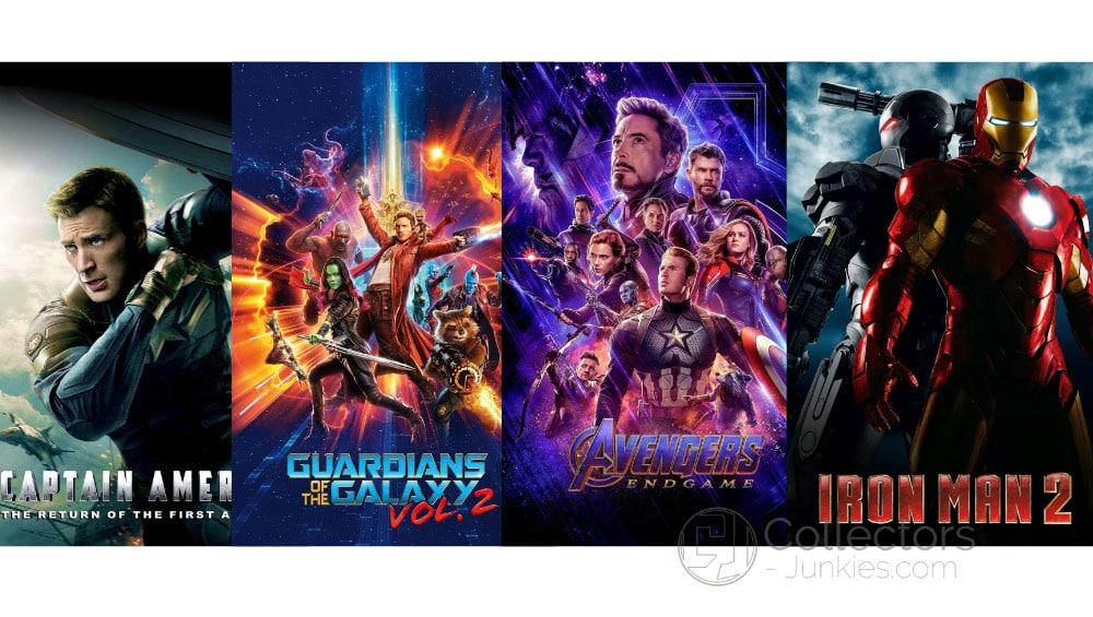 8 weitere Marvel Filme ab Dezember jeweils im 4K Mondo Steelbook – Update