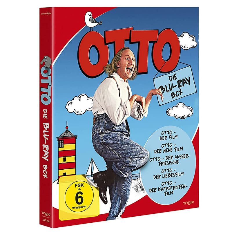 """""""Die Otto 1-5 Box"""" ab Dezember 2021 auf Blu-ray – Update3"""
