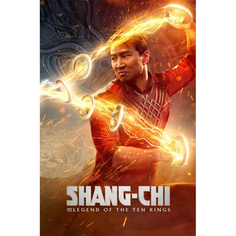 """""""Shang-Chi and the Legend of the Ten Rings"""" ab Januar 2022 im 4K Steelbook (FR)"""