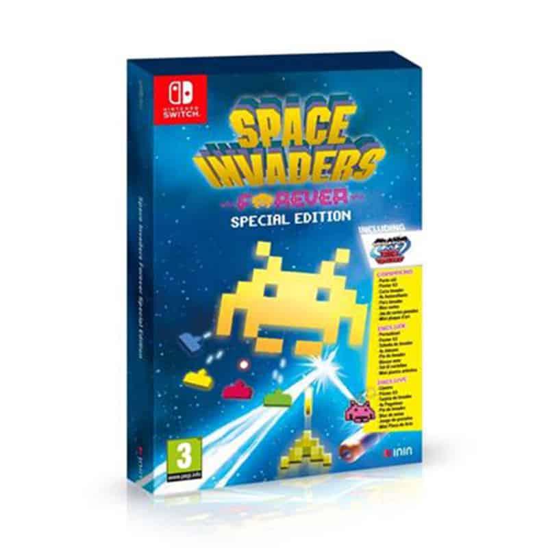 """Space Invaders Forever"" ab Dezember als Special Edition für die Nintendo Switch"