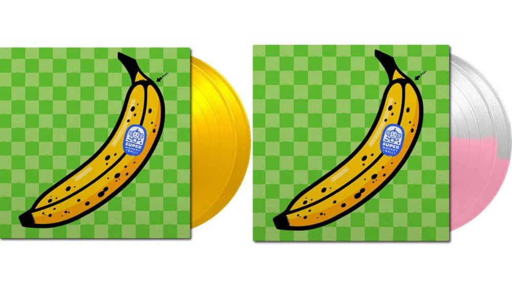 """Super Monkey Ball: Banana Mania"" 20th Anniversary Edition Game Soundtrack ab 2. Quartal 2022 in 2 Vinyl Sets"