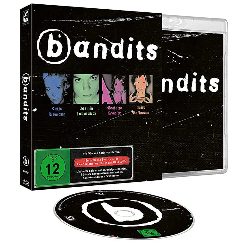 """""""Bandits (1997)"""" ab November als Limited Blu-ray Edition – Update"""