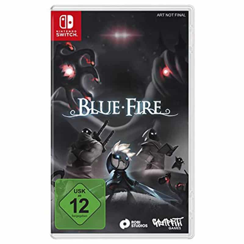 """""""Blue Fire"""" für die Nintendo Switch für 20,24€"""