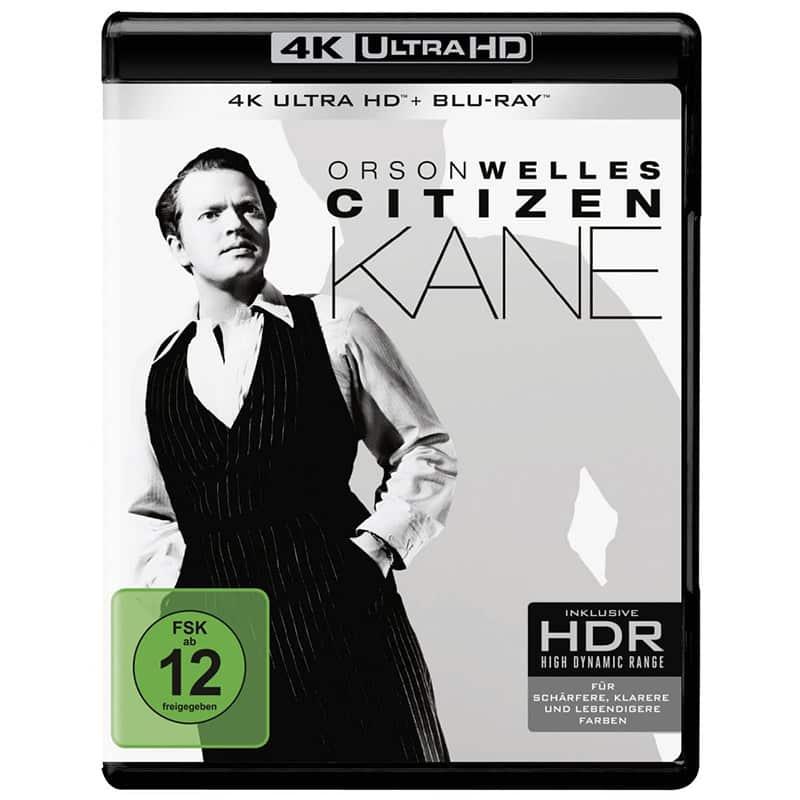 """""""Citizen Kane"""" ab Dezember auf 4K UHD – Update"""