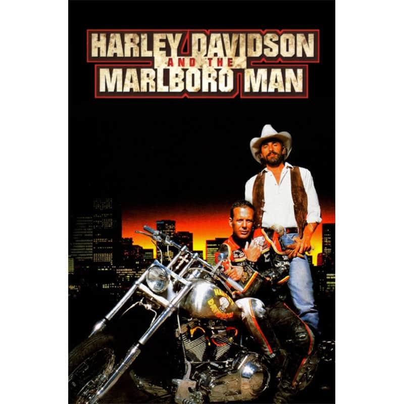 """Harley Davidson & The Marlboro Man"" ab 2022 im Blu-ray Mediabook"