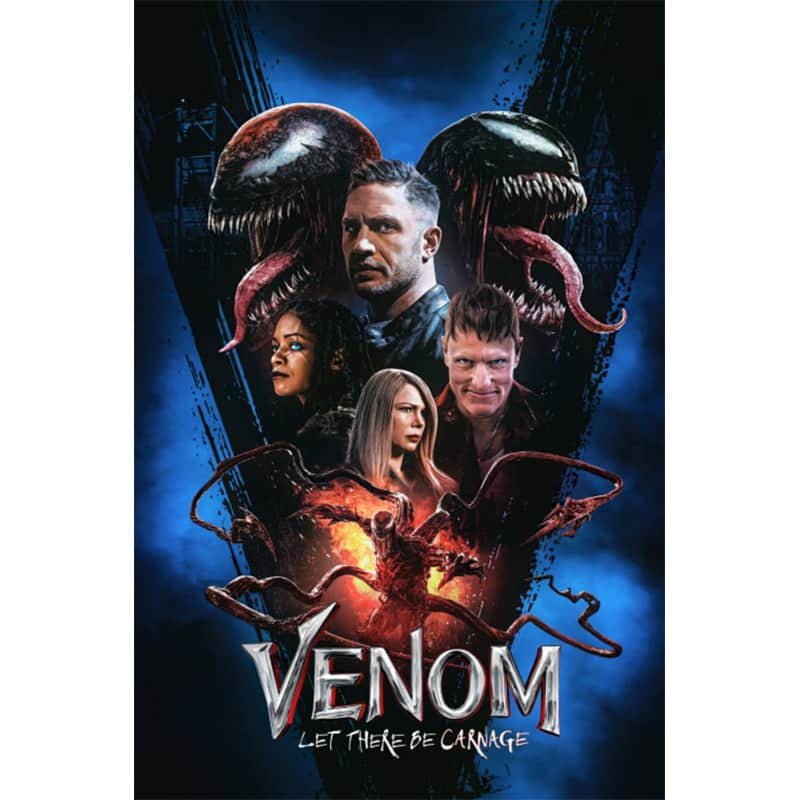"""Venom: Let there be Carnage"" ab Dezember auf 4K UHD, Blu-ray & DVD | 4K Steelbook (UK)"