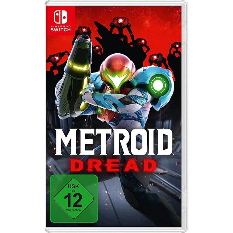 """""""Metroid Dread"""" Standard Variante für die Nintendo Switch für 47,52€"""