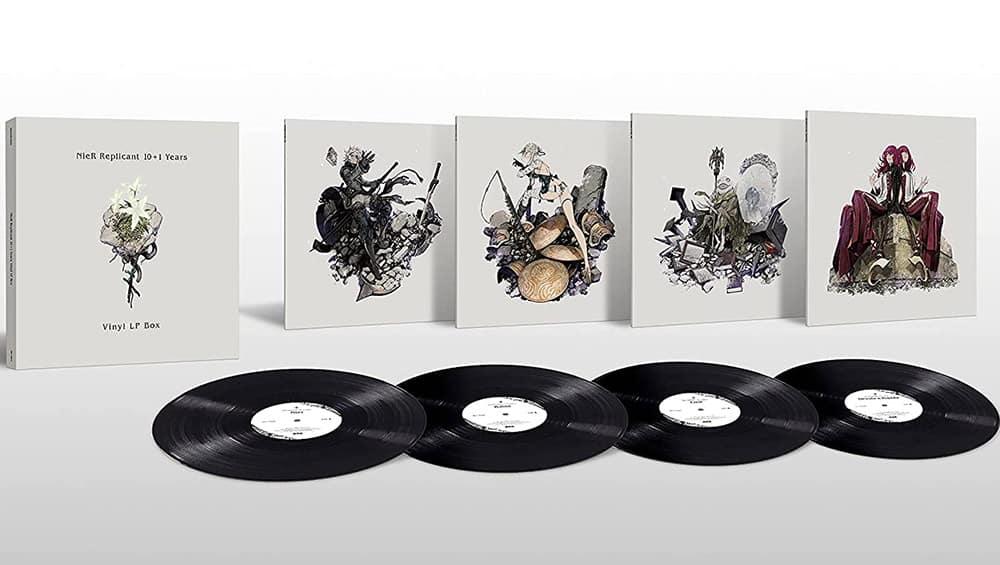 """Nier Replicant-10+1 Years"" im limitierten Vinyl LP Boxset"