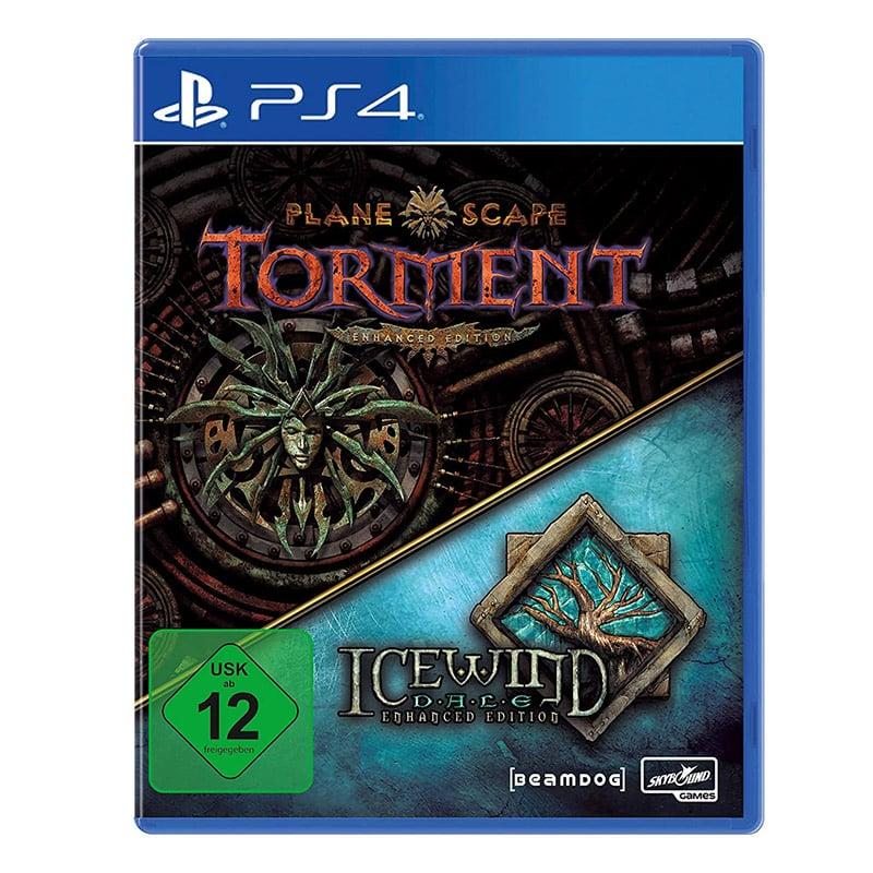 """""""Planescape: Torment & Icewind Dale"""" Enhanced Edition für die Playstation 4 für 9,99€"""