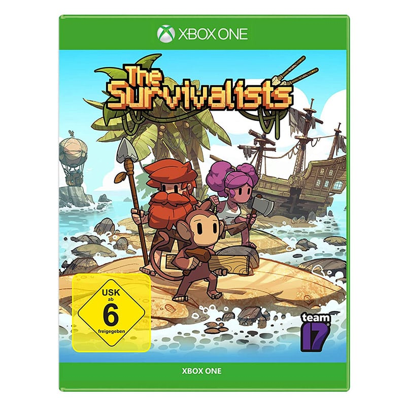 """""""The Survivalists"""" für die Xbox One für 9,99€"""