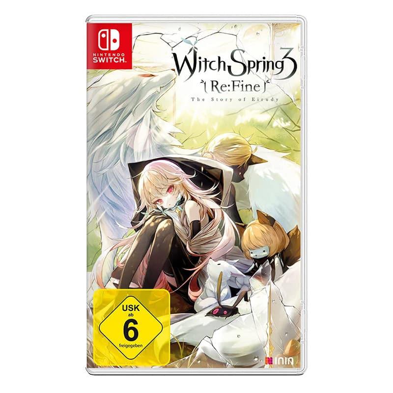 """""""Witch Spring 3 [Re:Fine] The Story of Eirudy"""" für die Nintendo Switch für 33,81€"""