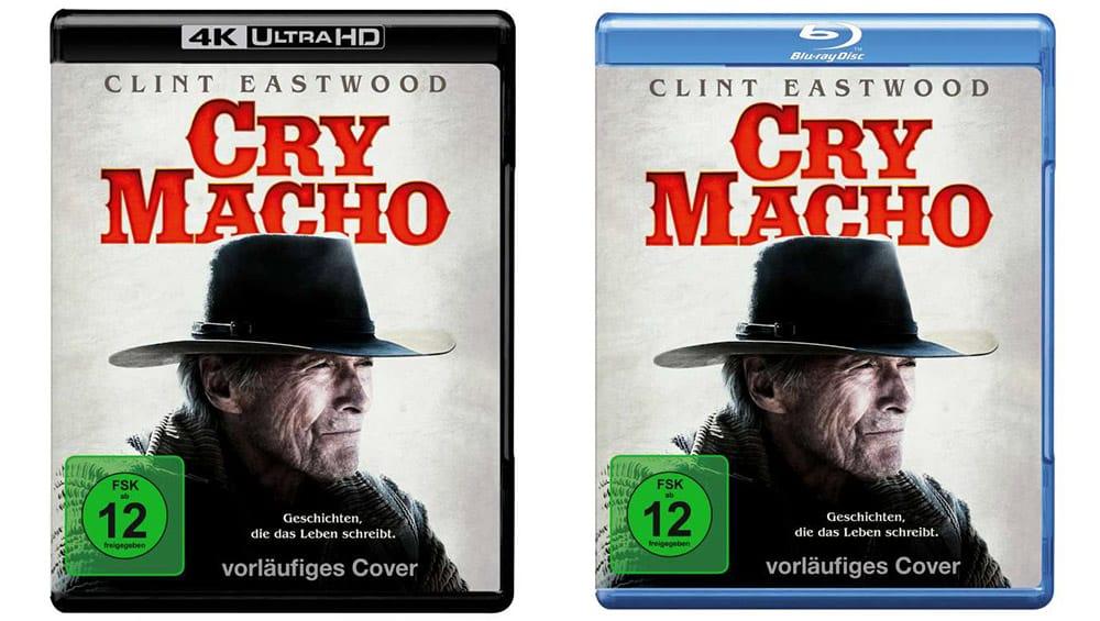 """""""Cry Macho"""" ab 2022 auf 4K UHD, Blu-ray & DVD"""