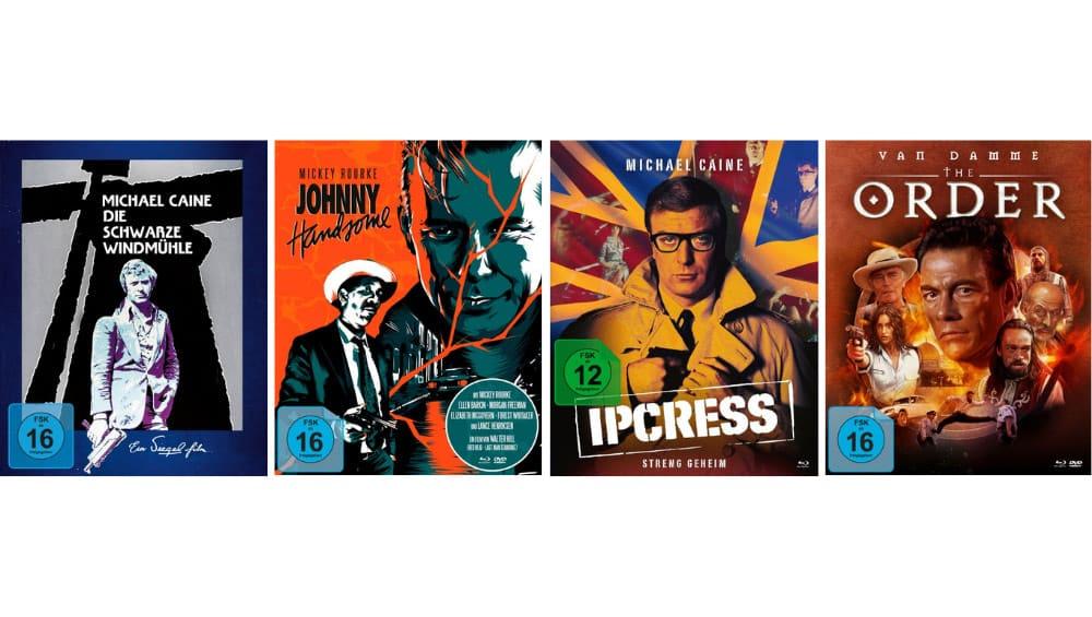 Actionfilme reduziert bei Koch Films – Mediabooks ab 19,99€