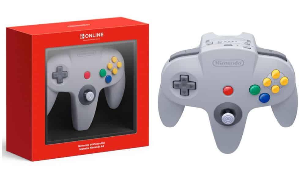 Nintendo 64 Controller für die Nintendo Switch | ab November 2021