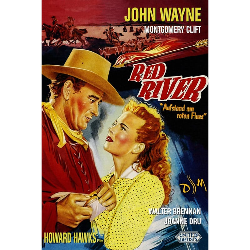 """Red River"" ab Mitte 2022 im Blu-ray Mediabook"