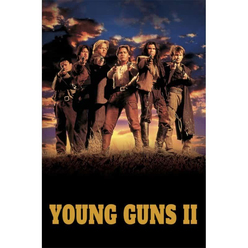 """""""Young Guns 2"""" ab Februar 2022 im Blu-ray Steelbook & Mediabook"""